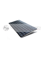 Clavier Slim Bluetooth pour Tablette PC Image 0