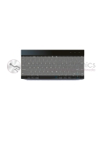 Clavier Slim Bluetooth pour Tablette PC Image 1