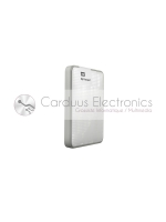 Disque dur externe WD My Passport 1 Tera Blanc Image 0
