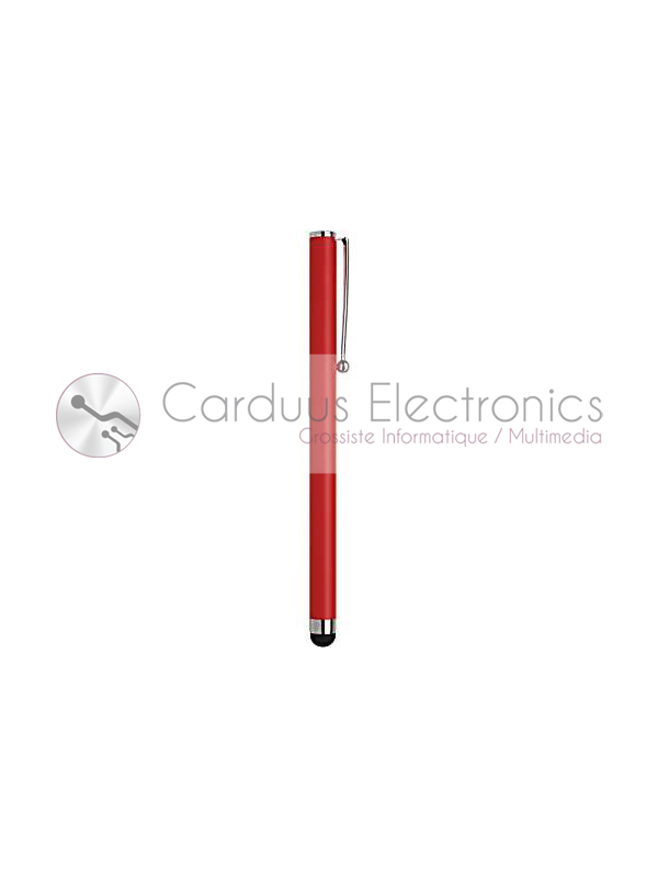 Stylet Universel pour tablette rouge